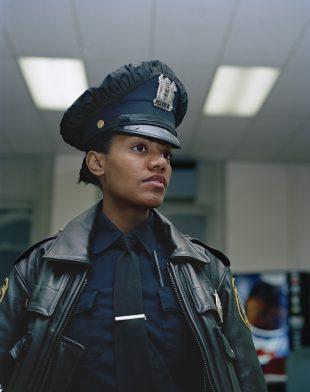 Matt Gunther Photographer Overview Female Cop. Probable Cause. Matt Gunther