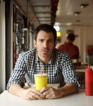 Matt Gunther Photographer Portraits Chris-Messina, Actor. Matt Gunther