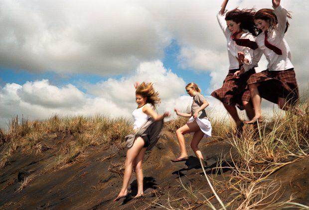 Matt Gunther Photographer Overview Story on School Girls. Matt Gunther