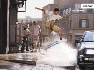 Matt Gunther Photographer Overview Reebok. YOUR MOVE Campaign. Matt Gunther