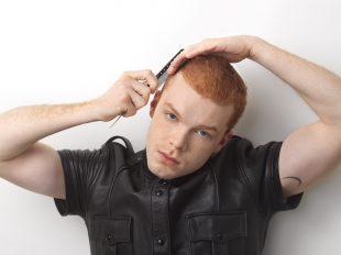 Matt Gunther Photographer Portraits Cameron Monaghan. Actor. Matt Gunther
