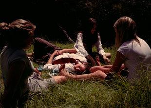 Matt Gunther Photographer TEEN SPIRIT Z-Girls-in-the-field-2.jpg