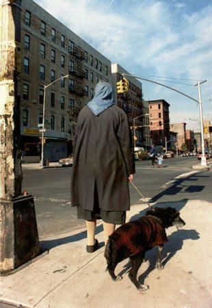 Matt Gunther Photographer alphabet City city-women-dog.jpg