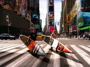 Matt Gunther Photographer Advertising INFINITI Boards. PaddleBoarders. Matt Gunther