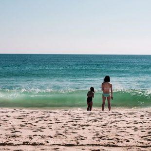 #dolls on the #beach