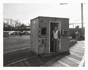 From my series: machines at work large-format #work