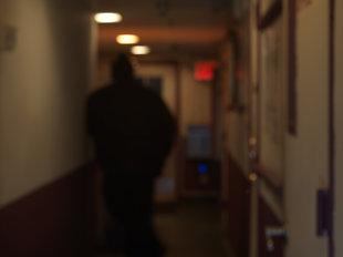 Matt Gunther Photographer Women's Prison Association Halls